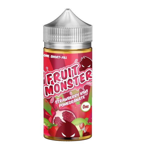 Fruit Monster - Strawberry Kiwi Pomegranate