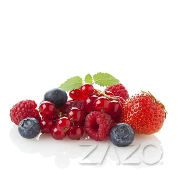 Wild Fruits E-Liquid 10ml von ZAZO
