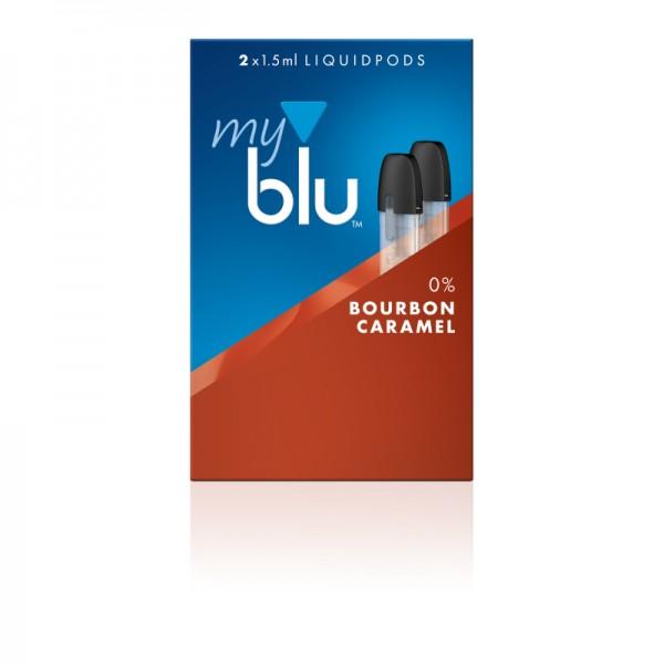 POD BourbonCaramel für die MYblu