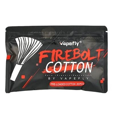 Vapefly - Firebolt Organic Cotton Watte