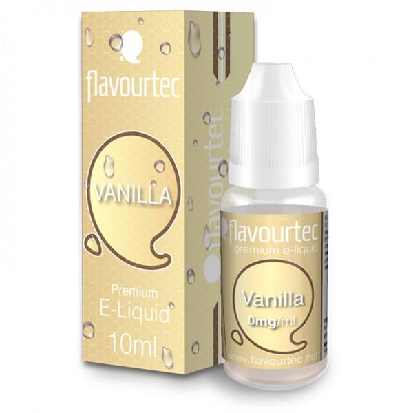 flavourtec VANILLA 10ml