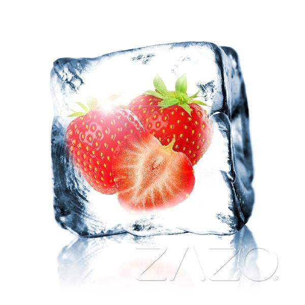 Erdbeer Cool E-Liquid 10ml von ZAZO
