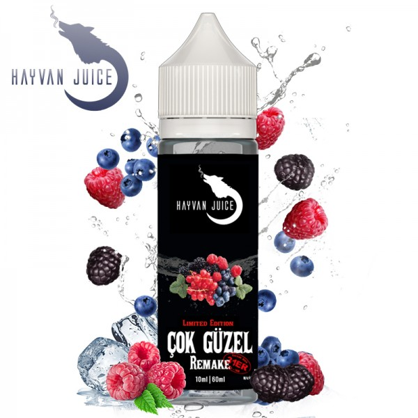 Hayvan Juice - COK GÜZEL REMAKE