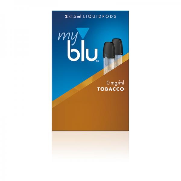 POD Tabak für die MYblu
