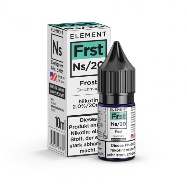 ELEMENT Frst FROST 20mg Nic Salt
