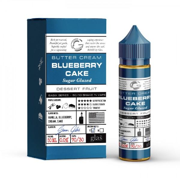 GLAS BASIX BLUEBERRY CAKE 50ml
