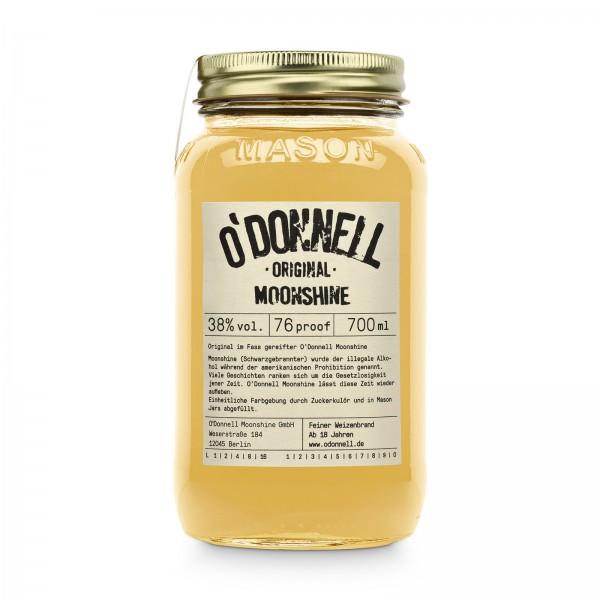 O'DONNELL MOONSHINE - Original 38% vol. Likör