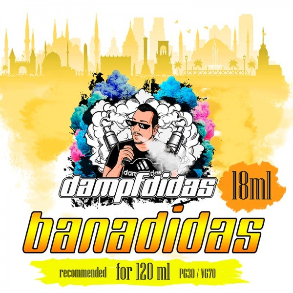 Dampfdidas - BANADIDAS