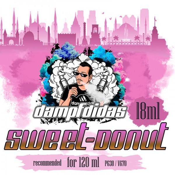 Dampfdidas - SWEET DONUT