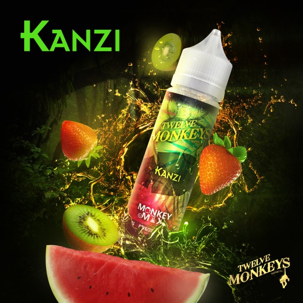 12 Monkeys 50ml KANZI