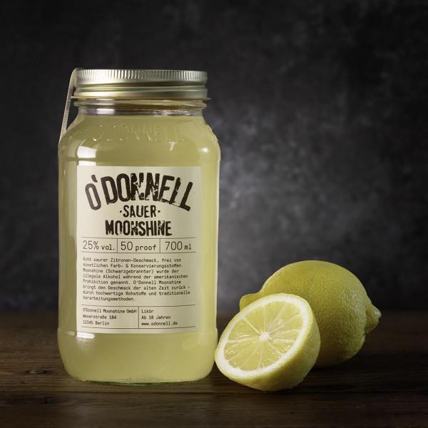 O'DONNELL MOONSHINE - Sauer 25% vol. Likör