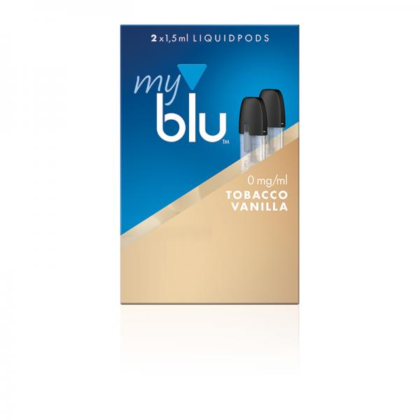 POD Tabak-Vanilla für die MYblu