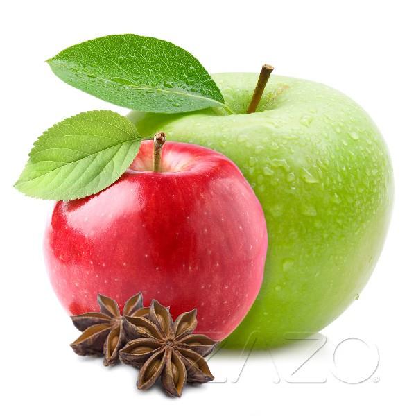 Double Apple (Doppel Apfel) E-Liquid 10ml von ZAZO