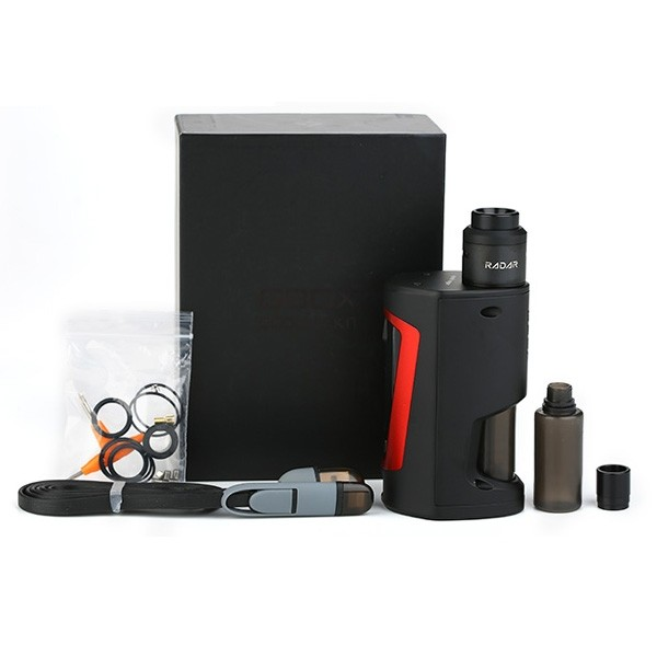 [B-WARE] GBox Squonker Kit