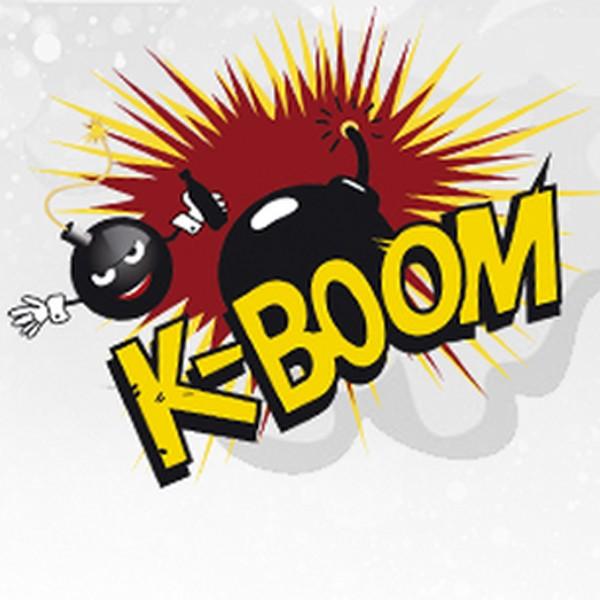 K-Boom - STRAWBERRY DONUT