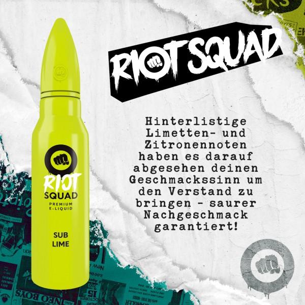 Riot Squat - SUB LIME