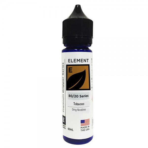 ELEMENT 50ml OVERDOSED Tobacco Honey Roasted