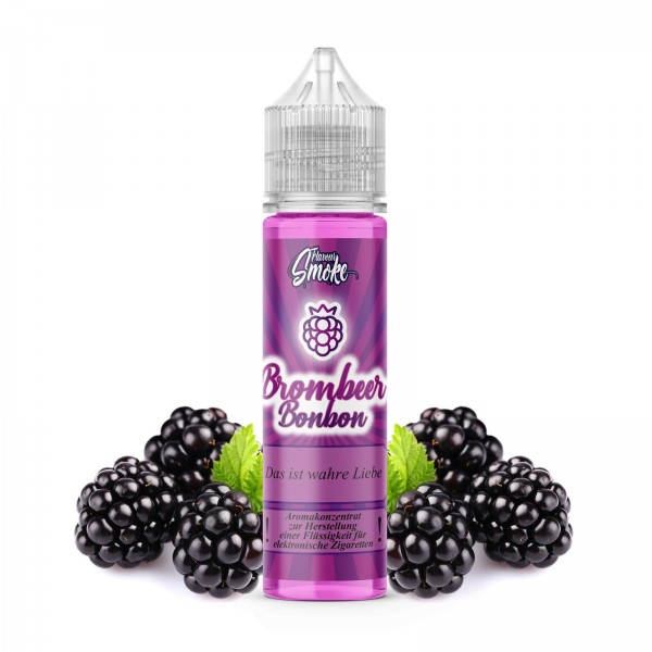 Flavour Smoke - Brombeerbonbon