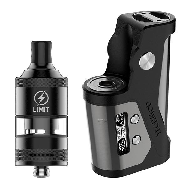 Kizoku - Techmod 80 Watt / Limit MTL RTA Kit