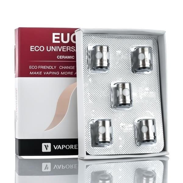 EUC Keramik-Coilheads für VECO Tank