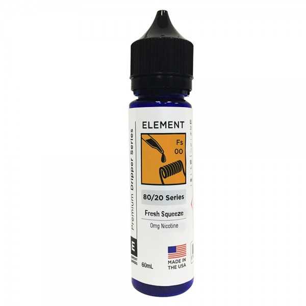 [MHD: 10/2019] ELEMENT 50ml OVERDOSED Fresh Squeeze