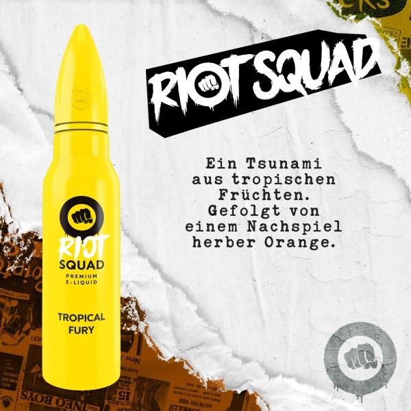 Riot Squad - TROPICAL FURY