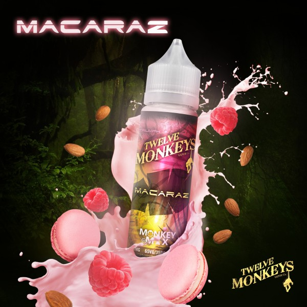 12 Monkeys 50ml MACARAZ