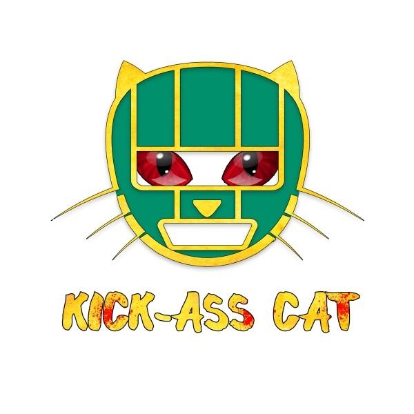 CopyCat Aroma KICK-ASS CAT 10ml