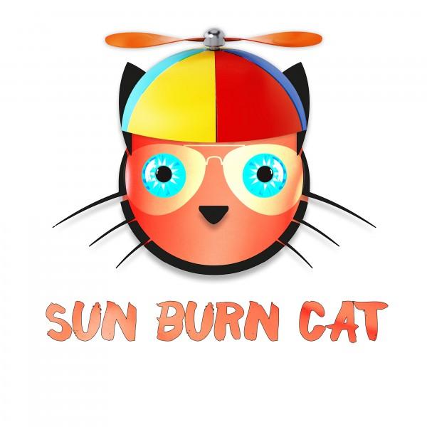 CopyCat Aroma SUN BURN CAT 10ml