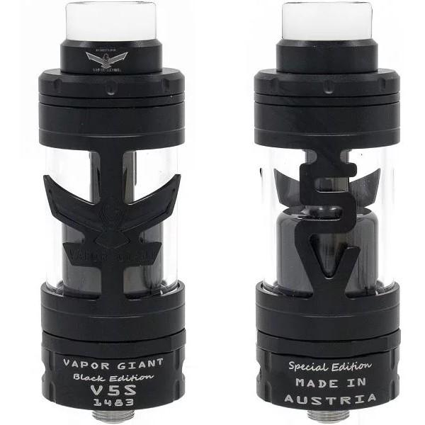 Vapor Giant - V5 S BLACK EDITION