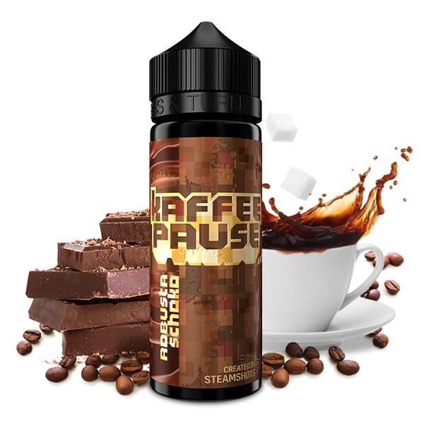 Kaffeepause - Robusta-Schoko