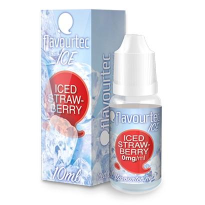 flavourtec ICED STRAWBERRY 10ml