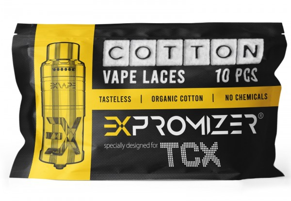Expromizer TCX Wattestränge
