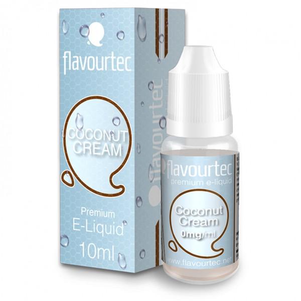 flavourtec COCONUT CREAM 10ml