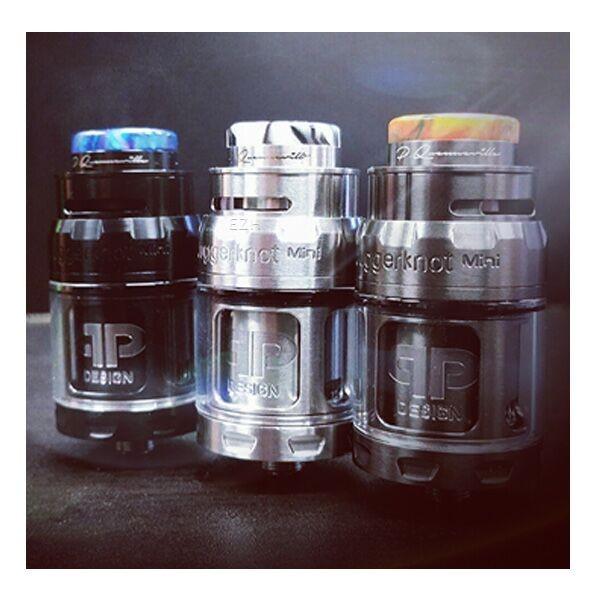 QP Design - Juggerknot Mini RTA