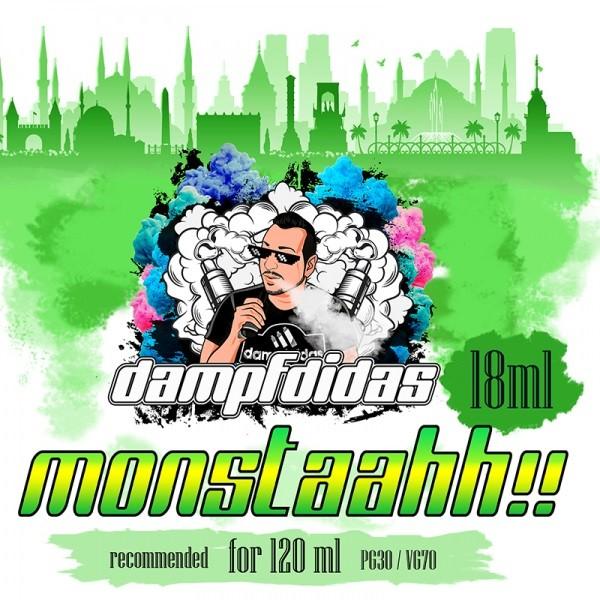 Dampfdidas - MONSTAAHH!!