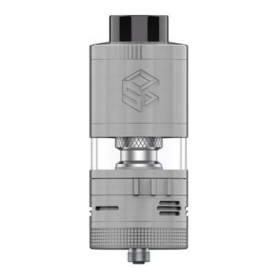 SteamCrave - Aromamizer PLUS V2 RDTA silber (Advanced Kit)