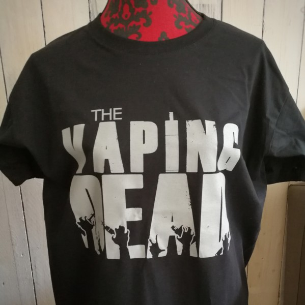 T-Shirt THE VAPING DEAD