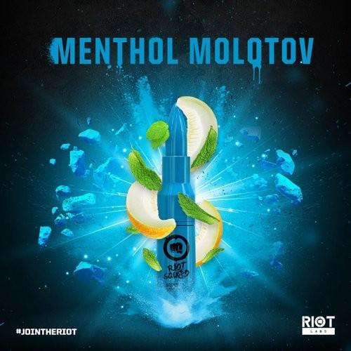 Riot Squad MENTHOL MOLOTON 50ml