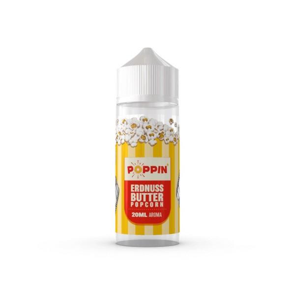 Poppin - Erdnussbutter-Popcorn
