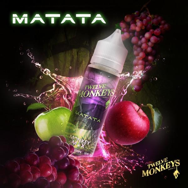 12 Monkeys 50ml MATATA