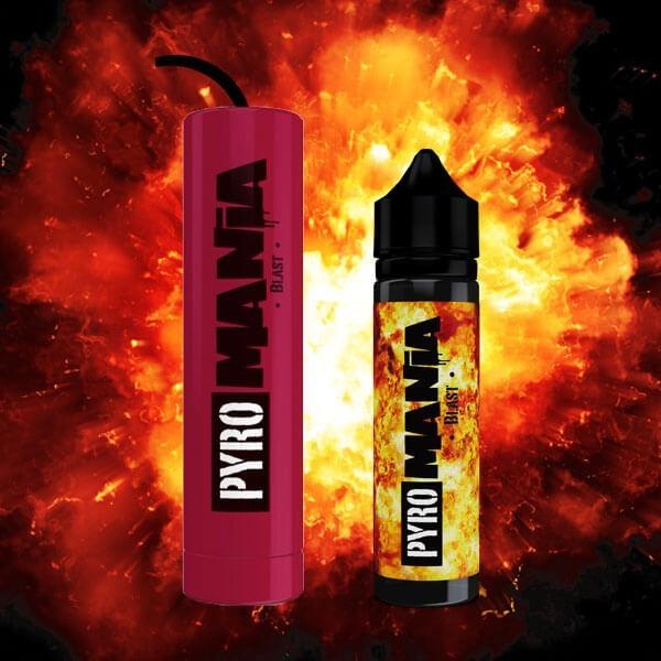 Pyromania - Blast