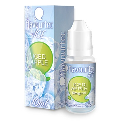 flavourtec ICED APPLE 10ml