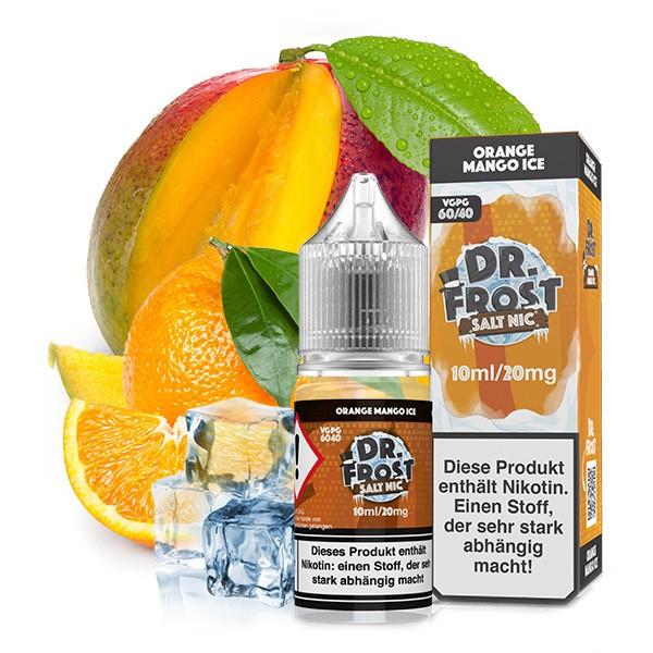 ORANGE MANGO ICE Nic Salt 10 ml Liquid