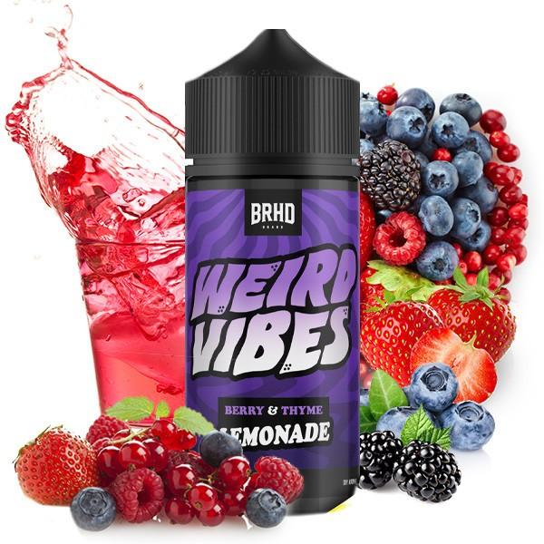 Barehead - Weird Vibes Berry-Thyme