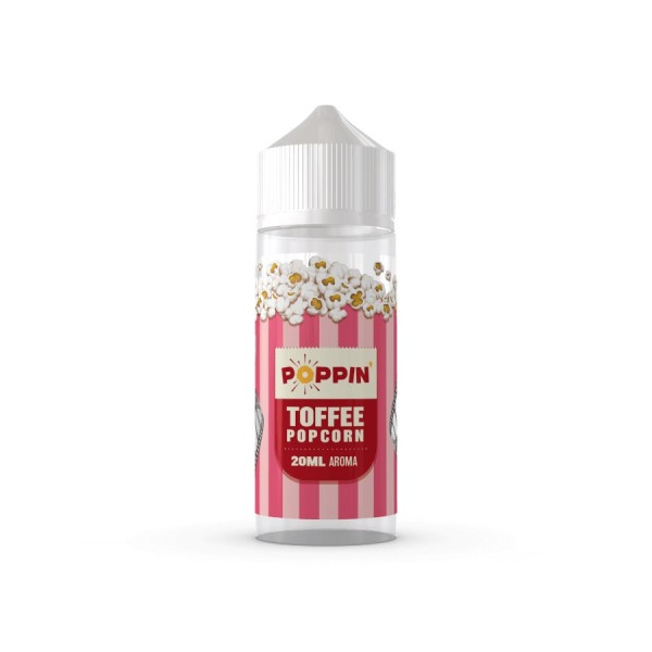 Poppin - Toffee Popcorn